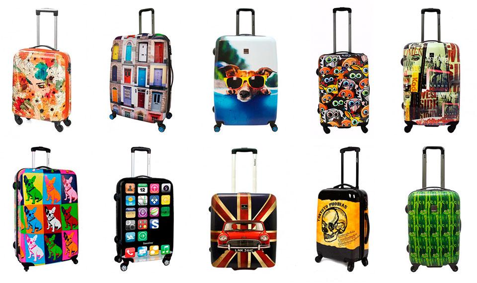 b68aebf79 Qué maletas de viaje comprar en 2018, maletas infantiles, juveniles, ..