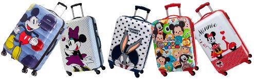 Que maletas infantiles comprar