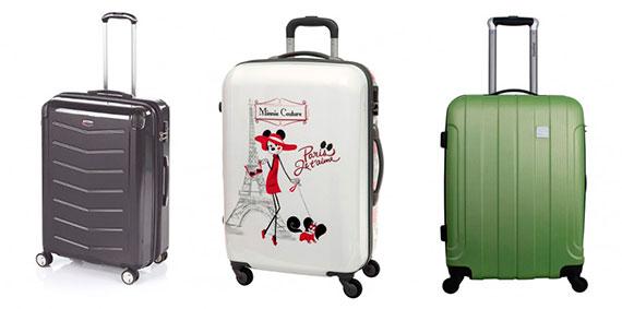 a1a6b44d2 Materiales de las maletas de viaje. Ventajas e inconvenientes.