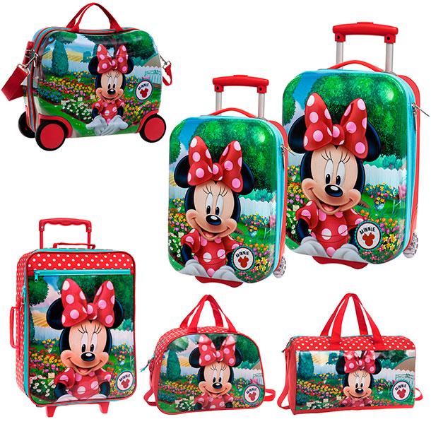 424fb69f2 Maletas Minnie 2016 - Maletas infantiles para las niñas