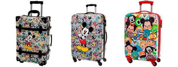 maletas infantiles chicos mickey