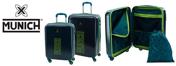 Maletas Munich multicolor maleta