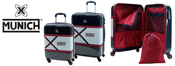 Maletas Munich Retro maleta