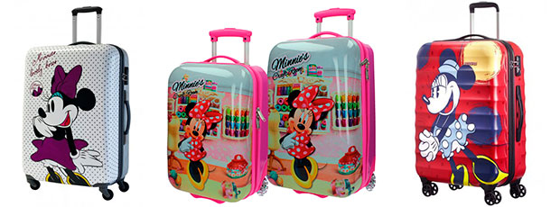 maletas disney minnie