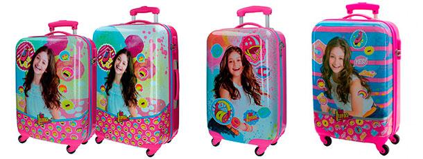 maletas disney soy luna