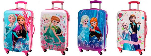 maletas frozen