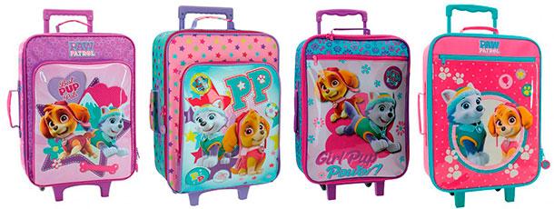 maletas patrulla canina chicas