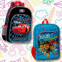 mochilas infantiles niños