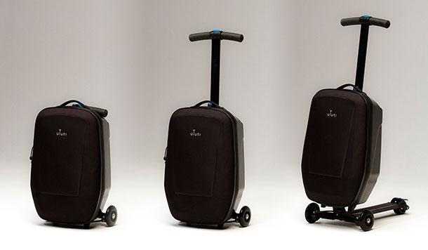 maleta patinete uYuni, solución original