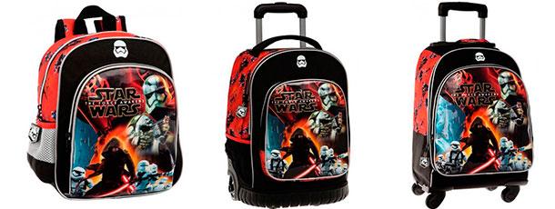 mochilas infantiles Star Wars