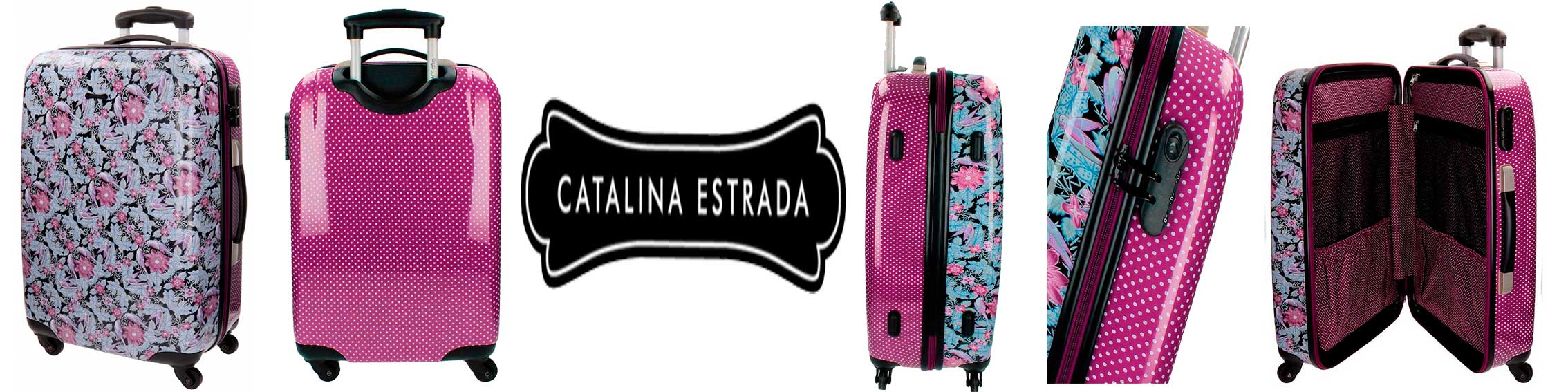 Maletas Catalina Estrada