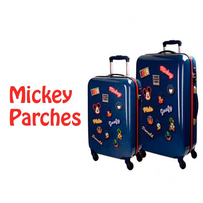 Maletas infantiles Mickey Mouse