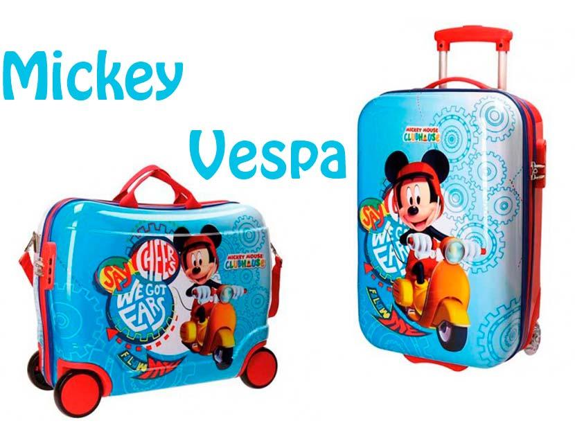 Maletas Mickey