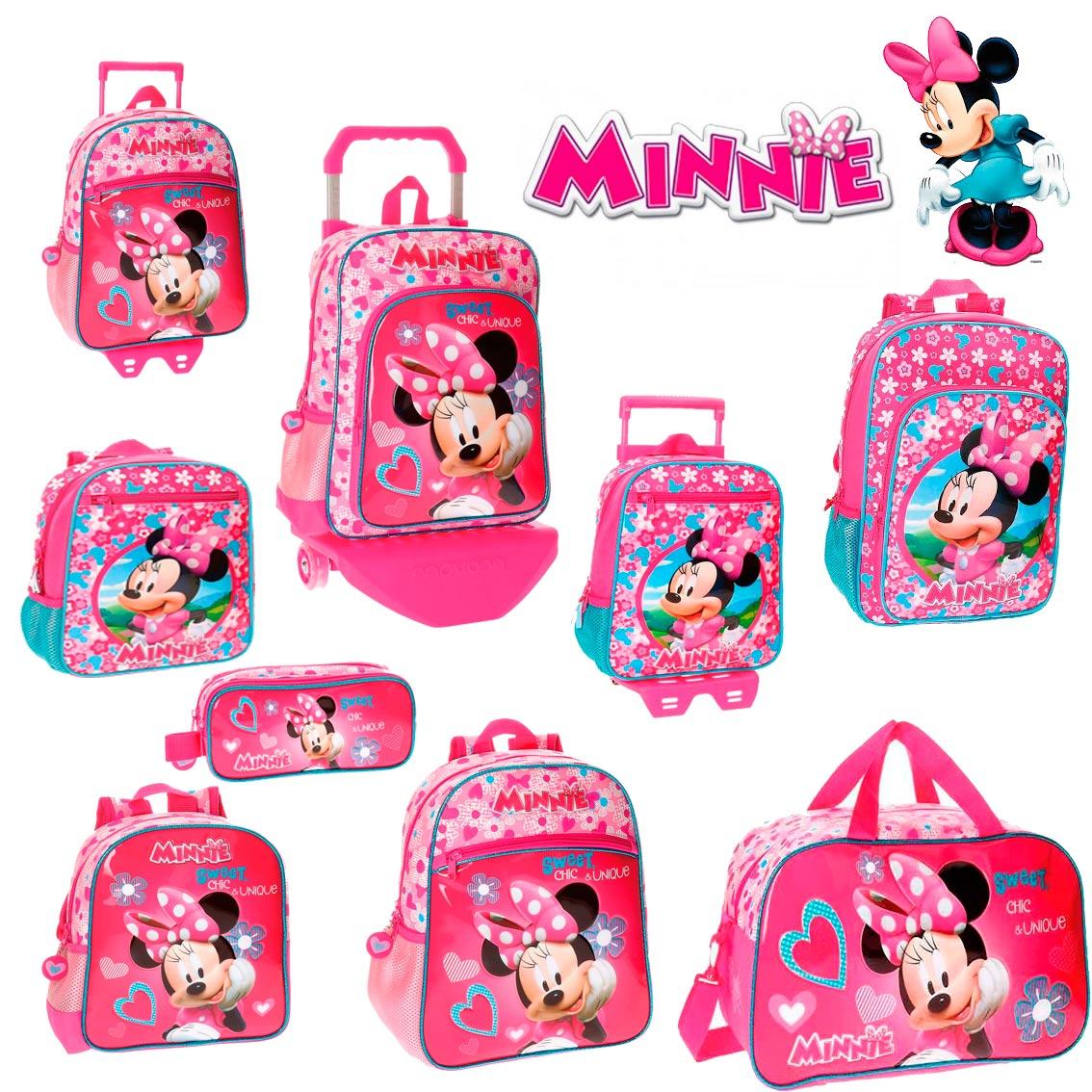Mochilas infantiles Minnie