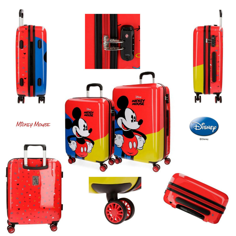 Maletas infantiles Mickey 2018