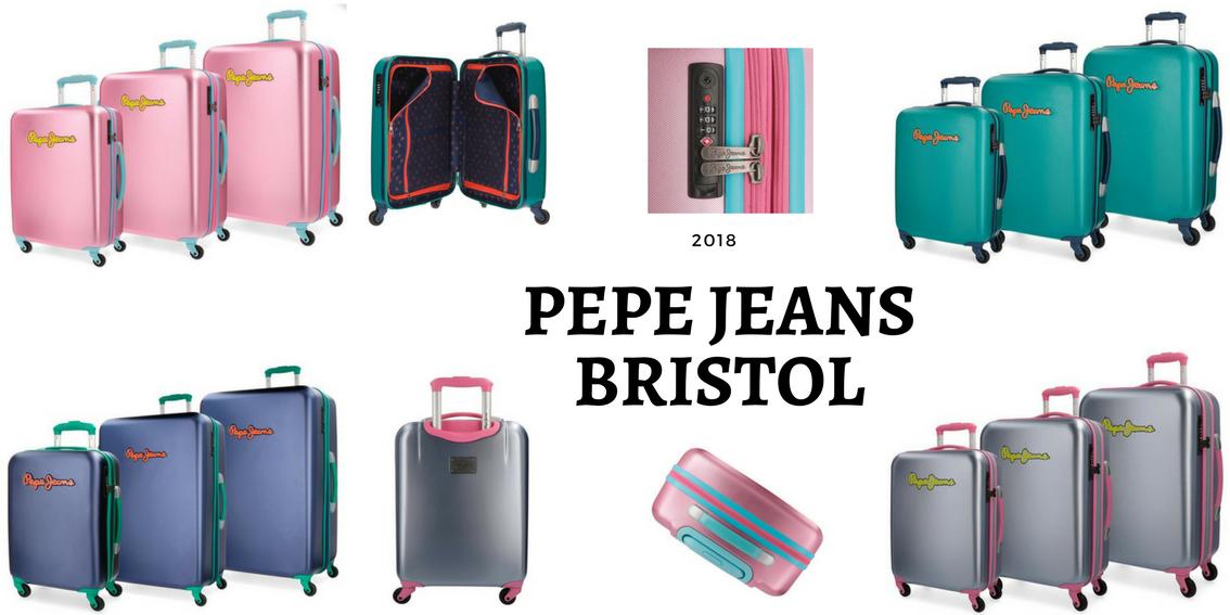Maletas Pepe Jeans Bristol