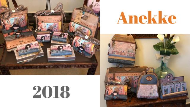 Anekke 2018: Venezia y Liberty