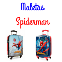 Maletas Spiderman
