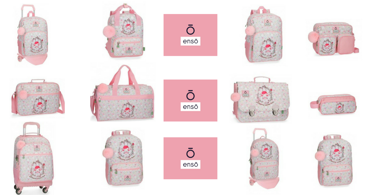 mochilas enso dreams