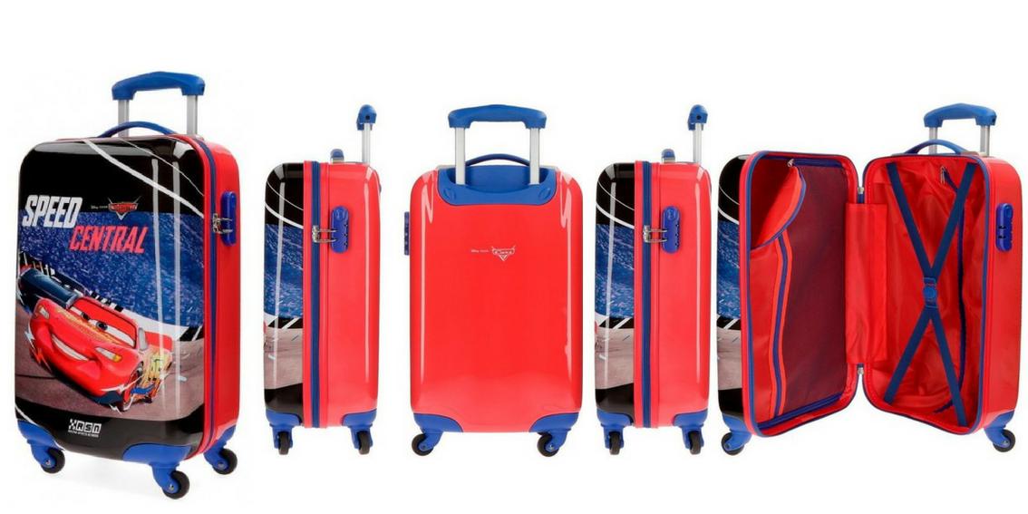 maletas infantiles cars