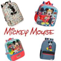 Mochilas escolares Mickey