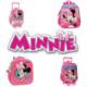 mochilas infantiles Minnie Mouse