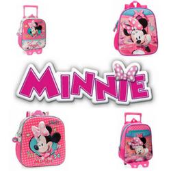 6e7f033c3c48f Mochilas infantiles Minnie - Mochilas escolares para niñas