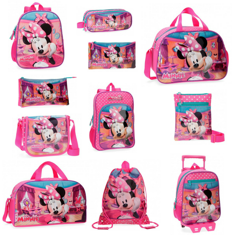 mochilas infantiles Minnie Smile